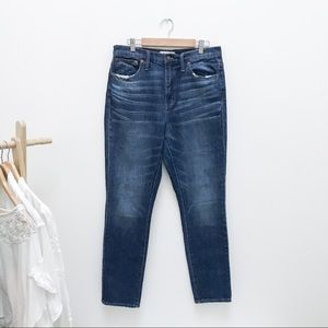 Madewell Jeans The High Rise Slim Boy Jean - 29
